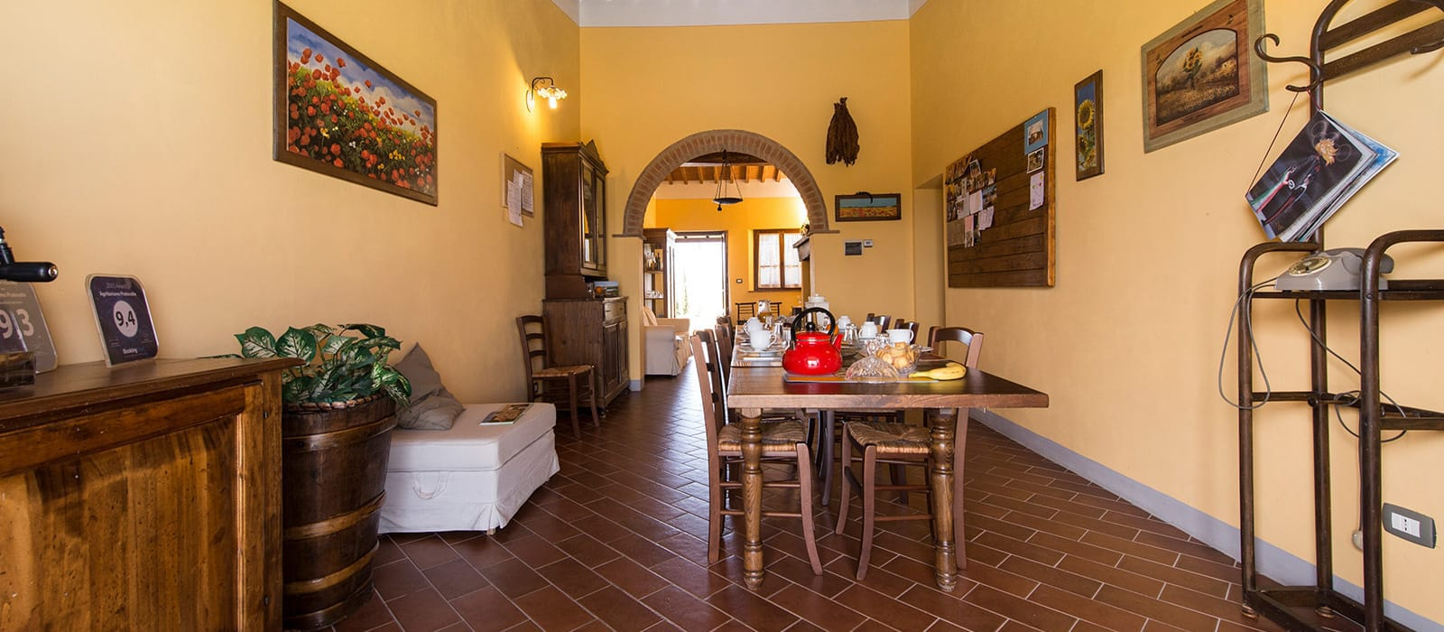 Country house in Cortona and surroundings with pool | Agriturismo Pratovalle